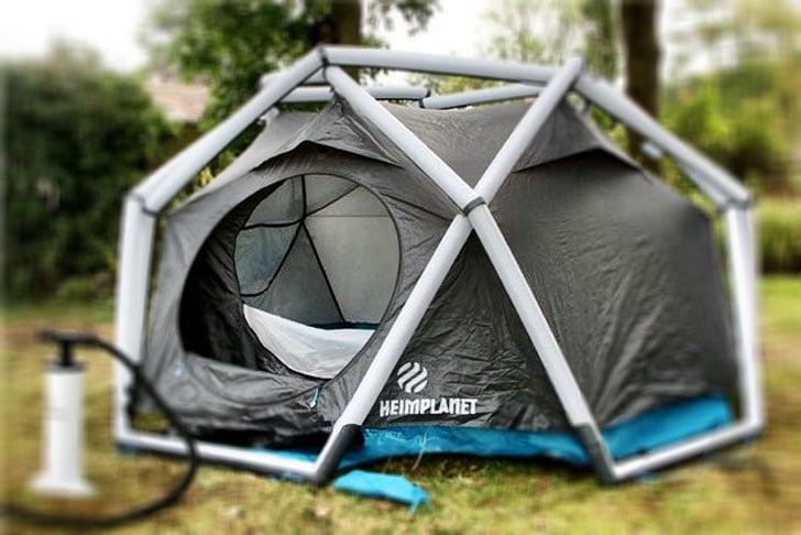 Heimplanet Cave-Tent