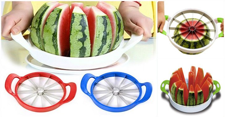 Amazing Kitchen Gadgets Come In Every Shape And Form, And This One Is No  Exception. It Will Easily Cut Your Watermelon Into Even Peaces, So That On  The Next ... Part 83