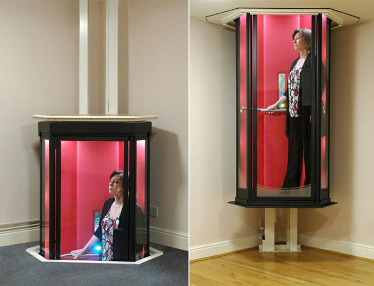 Personal Home Elevator Awesome Stuff 365