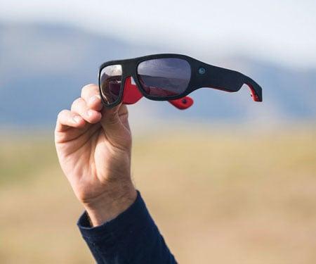 360 Degree Video Recording Glasses