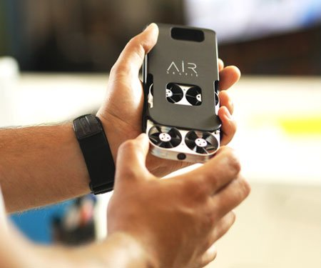 Air Selfie The Portable Flying Phone Camera Cover