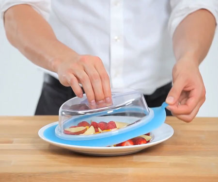 Air-Tight Plate Suction Covers