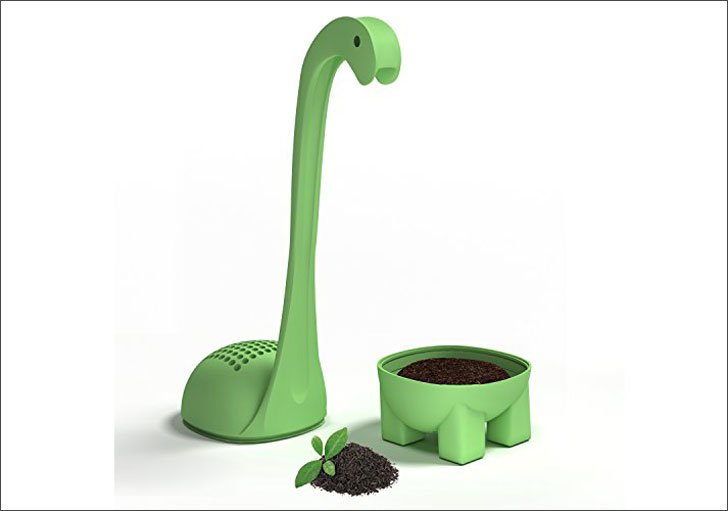 Baby Dino Loose Leaf Tea infuser