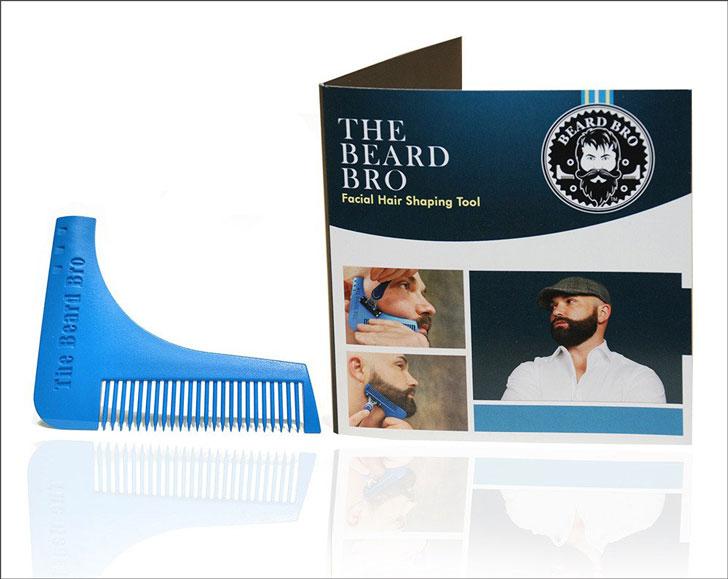 Beard Shaping Gadget