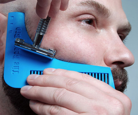 Beard Shaping Gadget