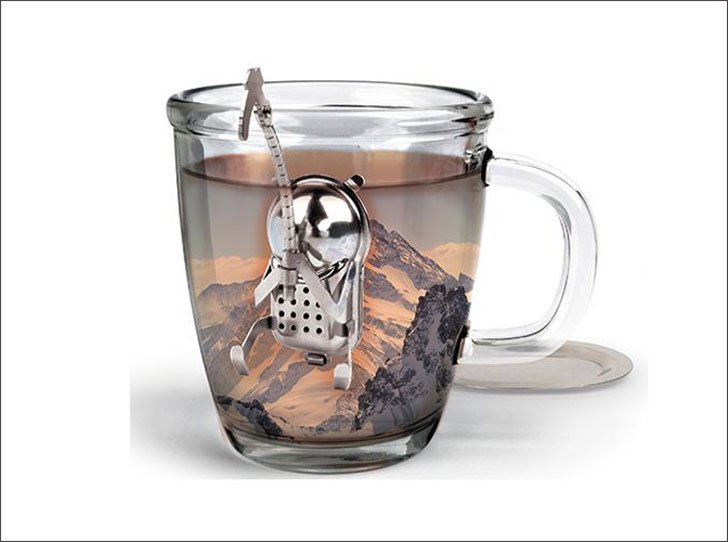 Cliff Hanger Tea Infuser