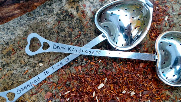 Custom Personalized Gift Tea Infuser