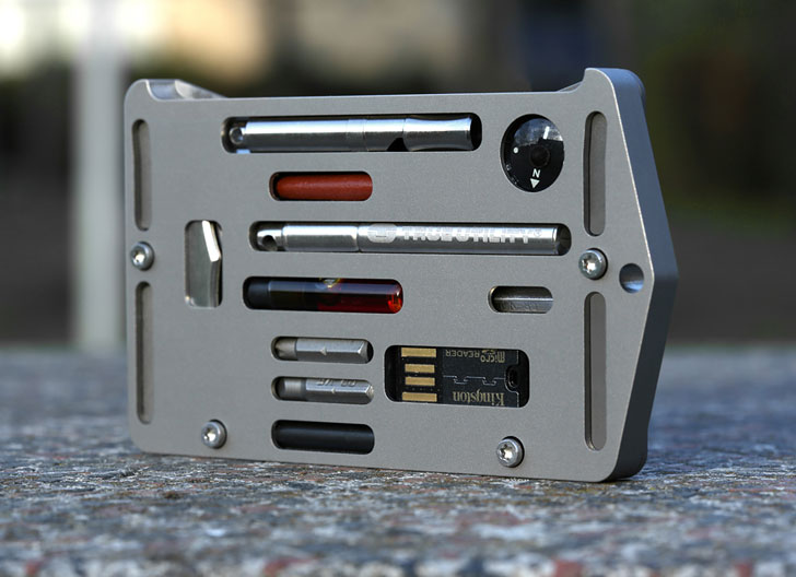 Jackfish The Credit Card Survival Holder