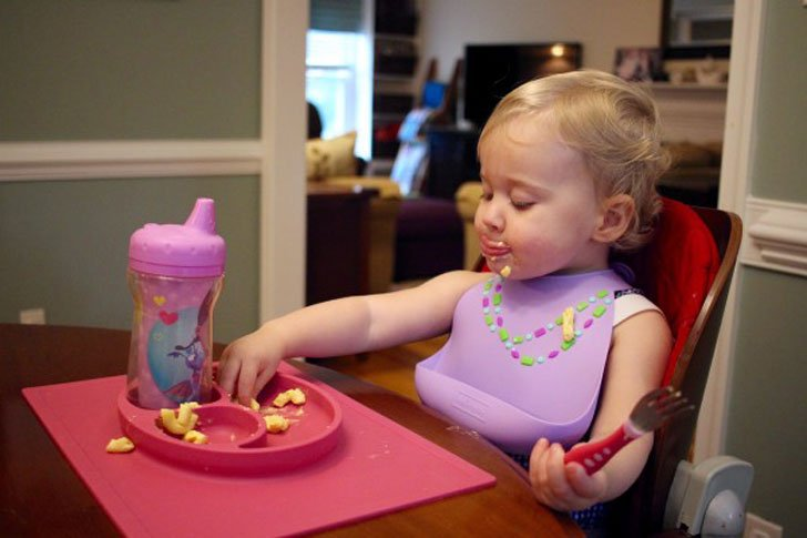Kids Silicone Suction Plates