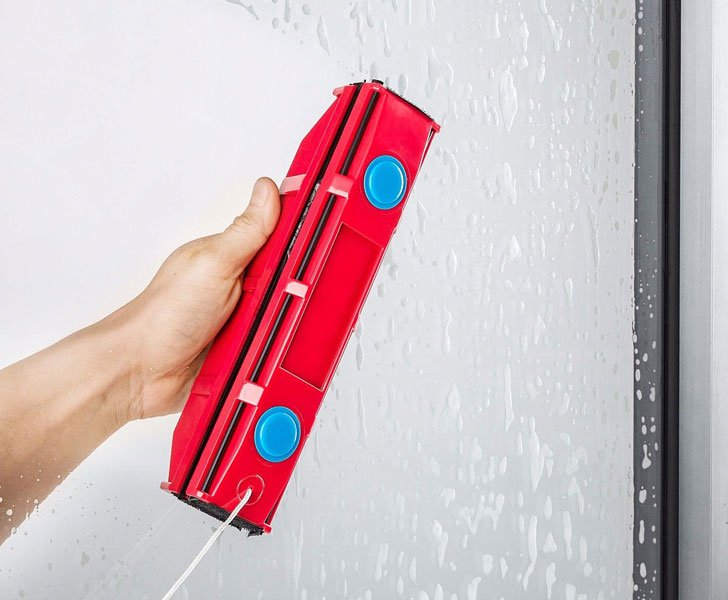 Magnetic Double Sided Window Cleaner