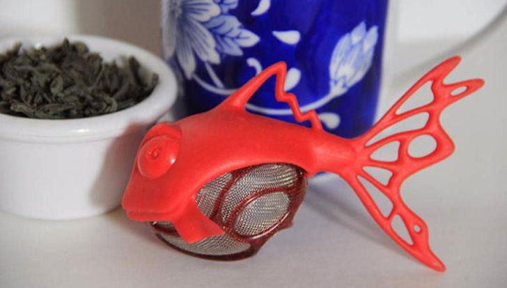 Medelco Dunkfish Tea Infuser