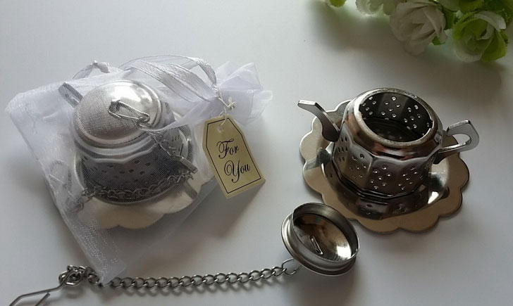 Mini Teapot Tea Infuser