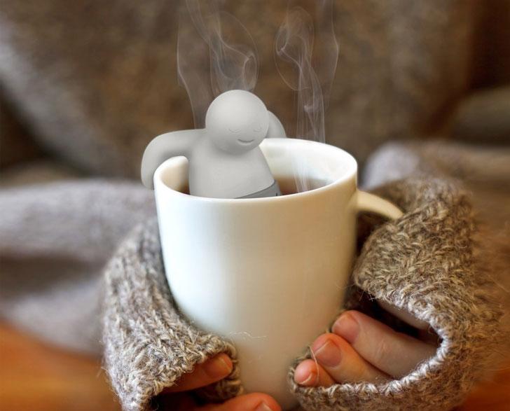 Mr Tea - cutest tea infusers