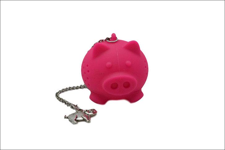 Pink Pig Infuser