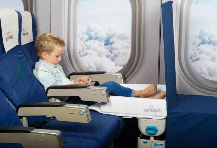 Portable Inflight Bed For Children