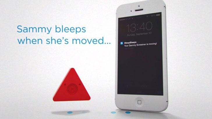 Screamer Motion Alarm