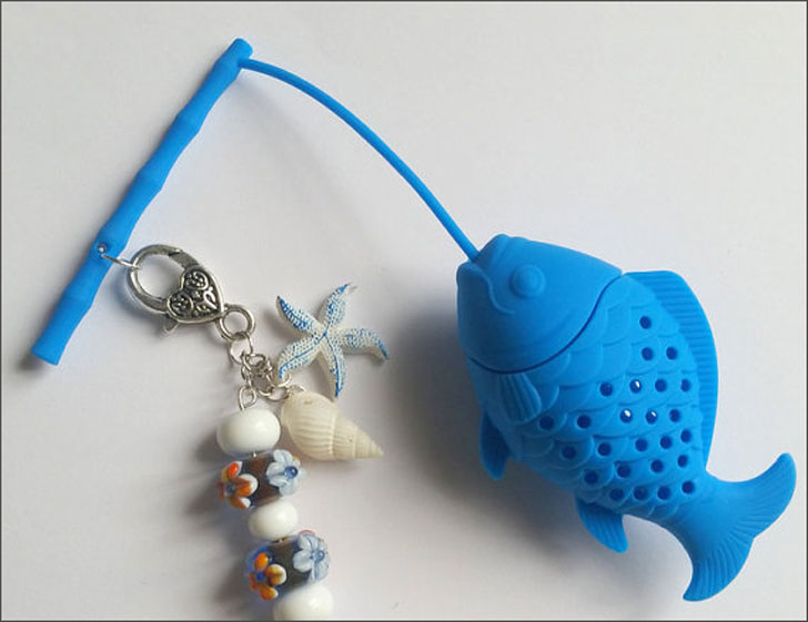 Sea Fishing Tea Infuser