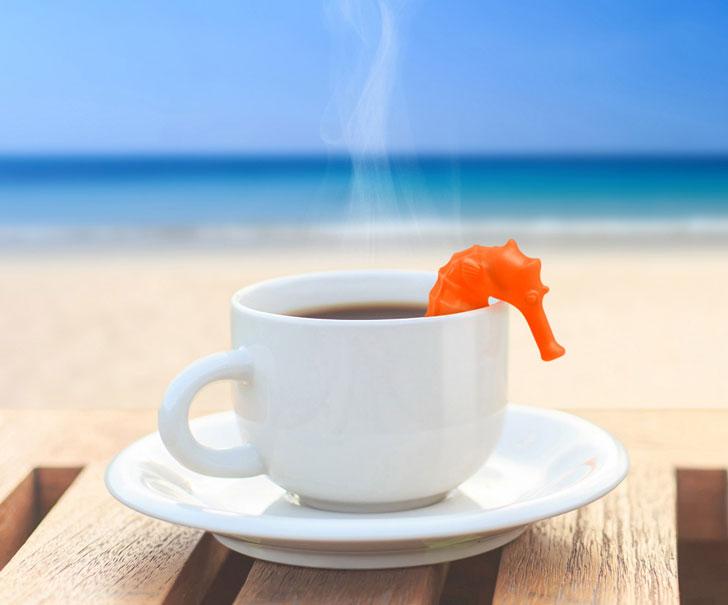 Sea Horse Tea Infuser
