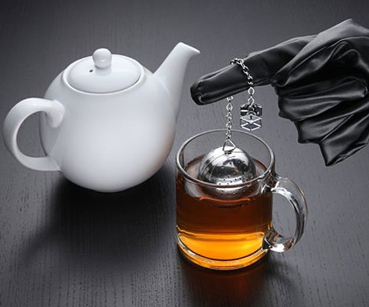 Star Wars Death Star tea infuser - unique tea infusers