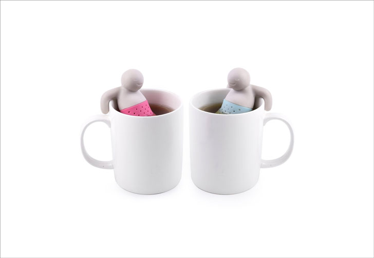 Tea Lovers tea infusers - cutest tea infusers