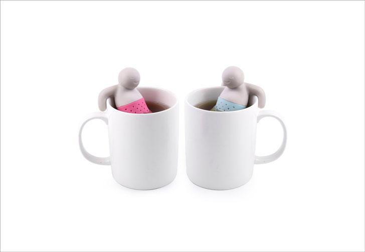 Tea Lovers tea infusers - cutest tea infusers