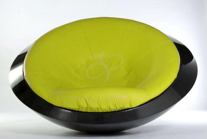 UFO Rocking Chair