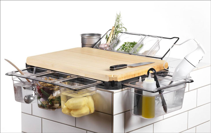 Ultimate Kitchen Bench Cutting Board - Awesome Stuff 365
