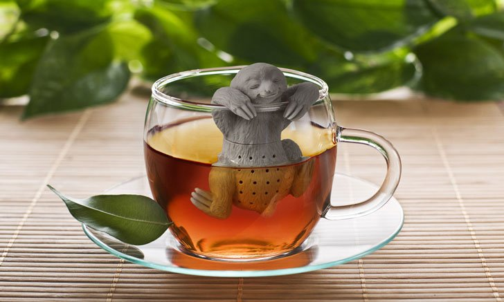 cutest tea infusers
