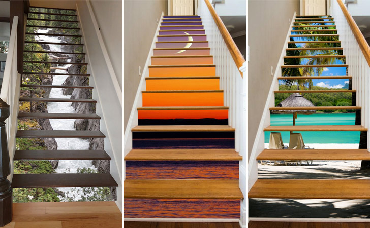 All Of The Designs Are Custom Made With Consideration Of Your Stairs So  They Will Definitely Fit Perfectly. The Next Time You Fancy A Walk On A  Beach Or By ...