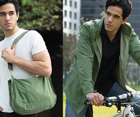 2-in-1 Hybrid Bag Jacket