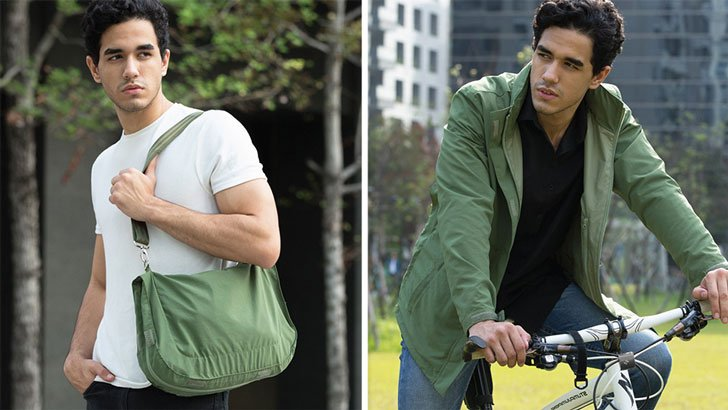 2-in-1 Hybrid Bag Jacket