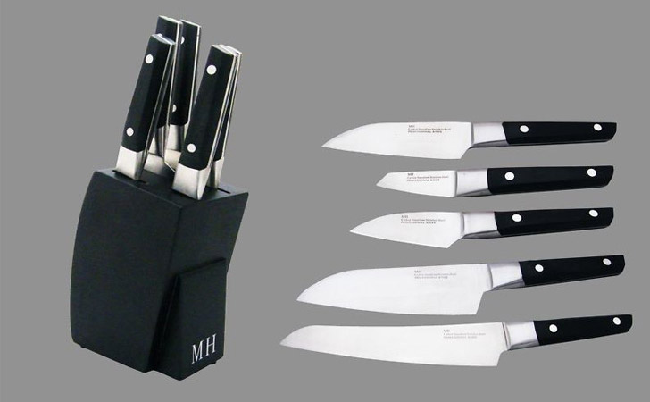 6-Piece Concord Sushi Knife Set