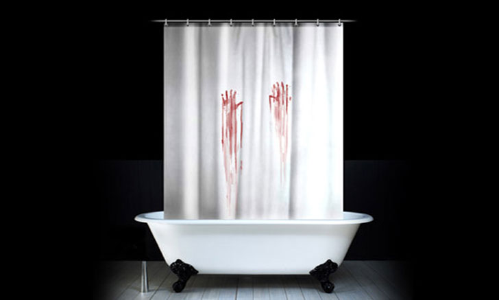 bloody-handprint-shower-curtain