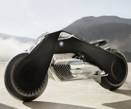 BMW Motorrad Vision Next 100 Bike