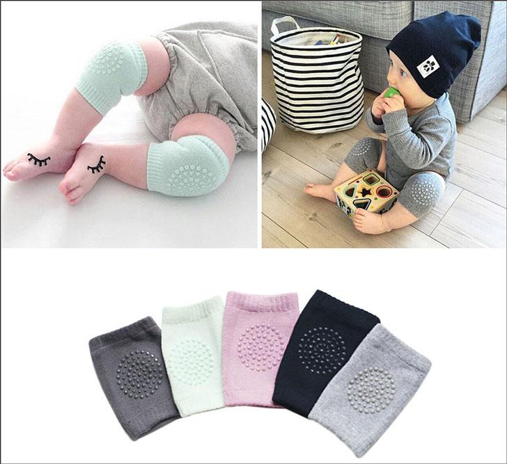 Babies Anti-Slip Knee Protectors