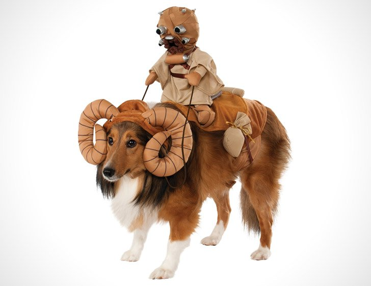 Bantha Pet Costume - Pet Costumes For Dogs