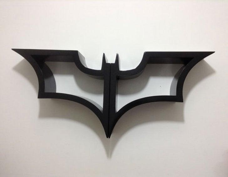 Batman Bookshelf