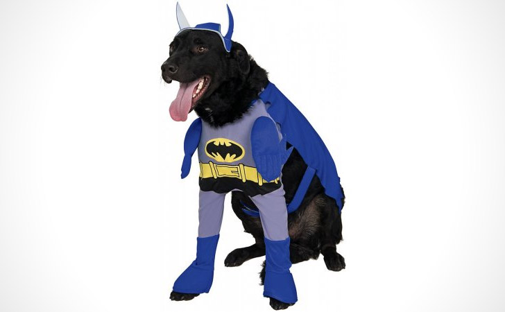Batman Dog Costume - Pet Costumes For Dogs