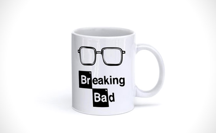 Breaking Bad Walter White Mug