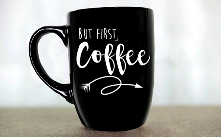But First…. Coffee