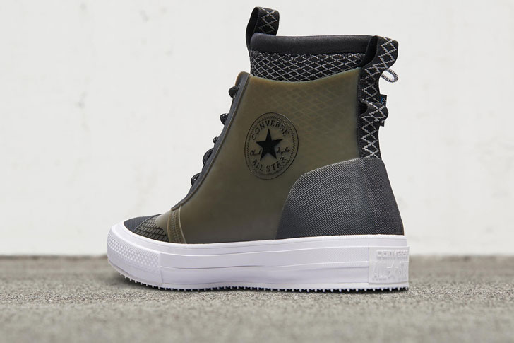 Converse Chuck II Waterproof Thermo Boots