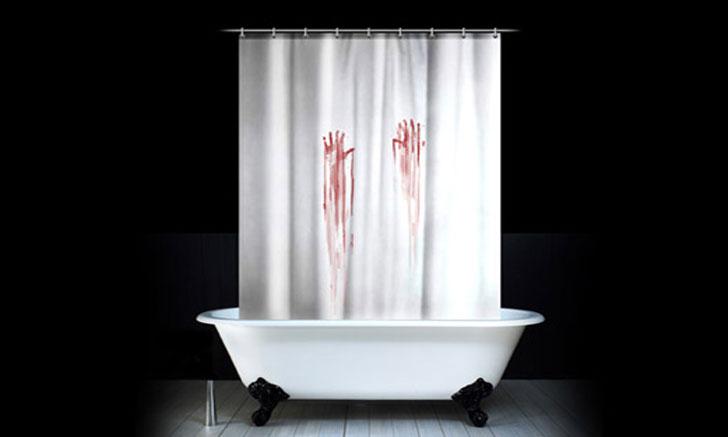 Coolest Shower Curtains