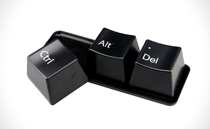 Ctrl-Alt-Delete Mug Set