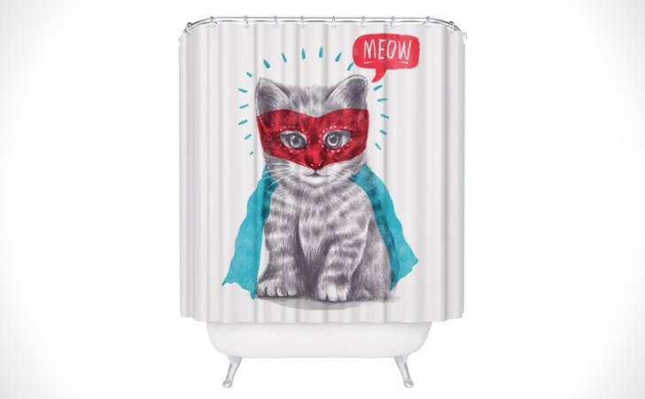 Cool Shower Curtains