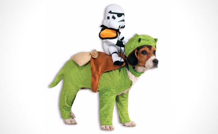 Dewback Pet Rider Dog Costume - Pet Costumes For Dogs  sc 1 st  Awesome Stuff 365 : jockey dog rider pet costume  - Germanpascual.Com