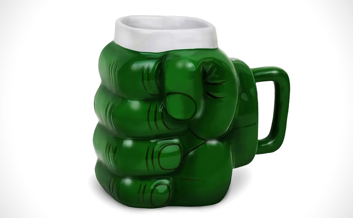 Don't Make Me Angry Hulk Mug