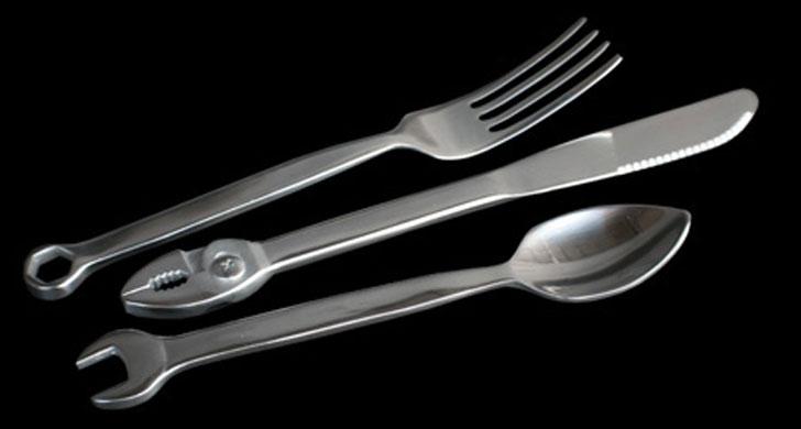 hand tools cutlery set