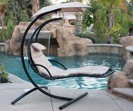 Hanging Hammock Lounge Chair