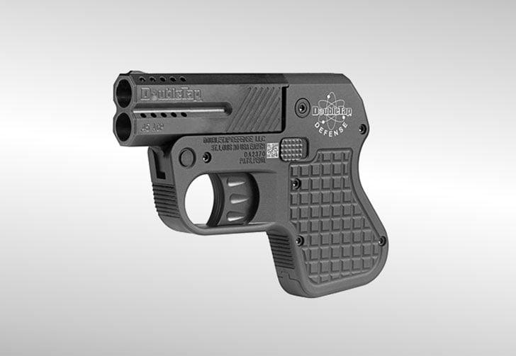 Heifer Double Tap Defense Pistol