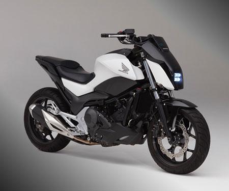 Honda Self-Balancing Robotic Motorbike